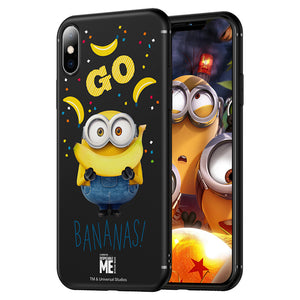 UKA Minions Despicable Me Ultra Thin Soft TPU Back Cover Case