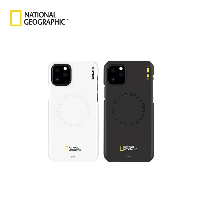 National Geographic Explore Further Edition Slim Fit Case Cover