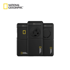 National Geographic Slim Fit Case Cover for Samsung Galaxy Z Flip
