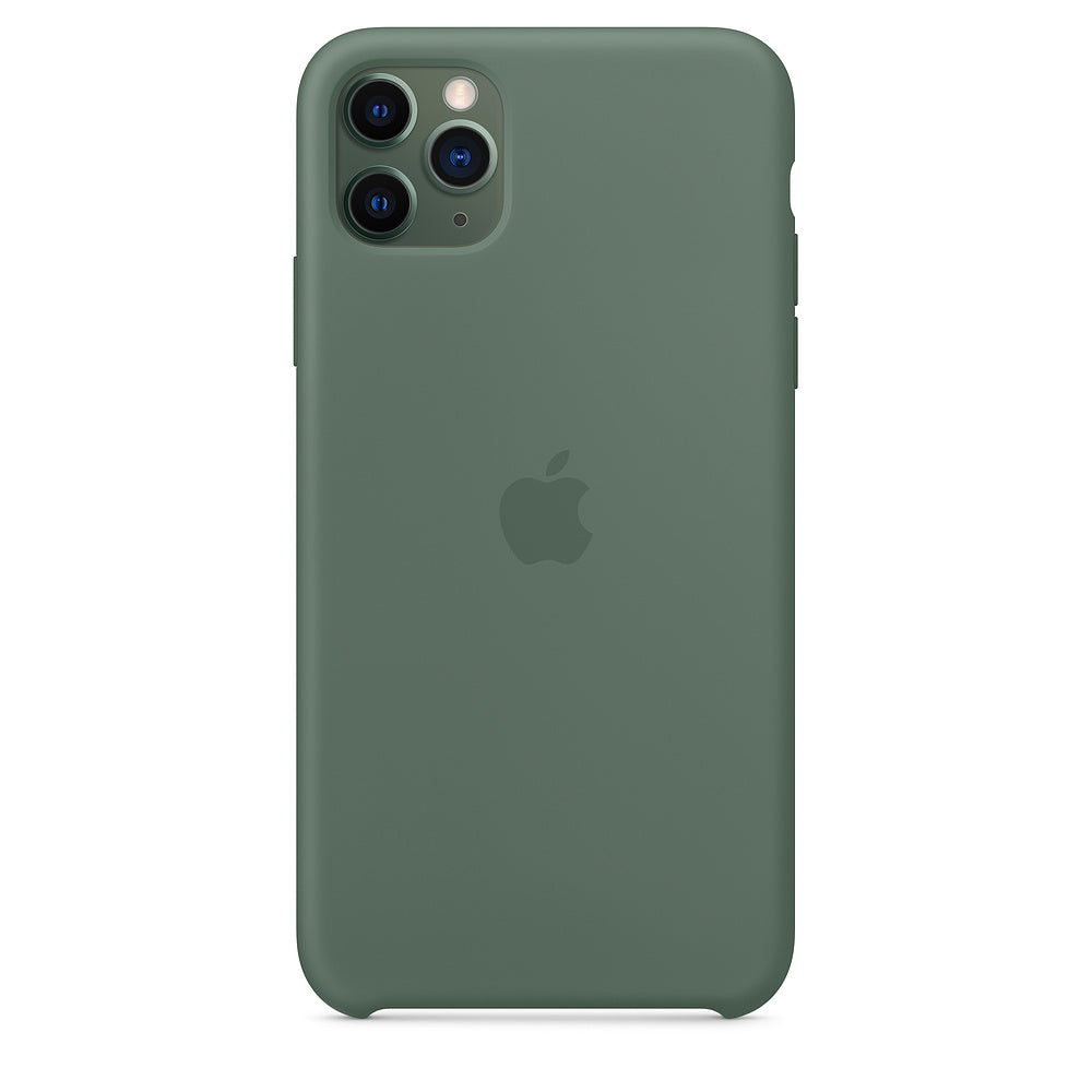 Armor King Original Silky and Soft-touch Finish Liquid Silicone Case Cover for Apple iPhone