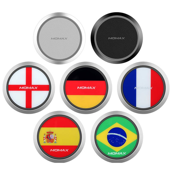 MOMAX Q. Pad World Cup Fast Wireless Charger