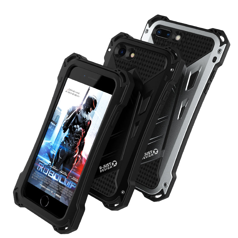 R-Just Armor Ghost Warrior IP54 Waterproof Case Extreme Protection System