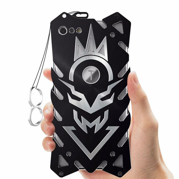 SIMON New THOR II Aviation Aluminum Alloy Shockproof Armor Metal Case Cover