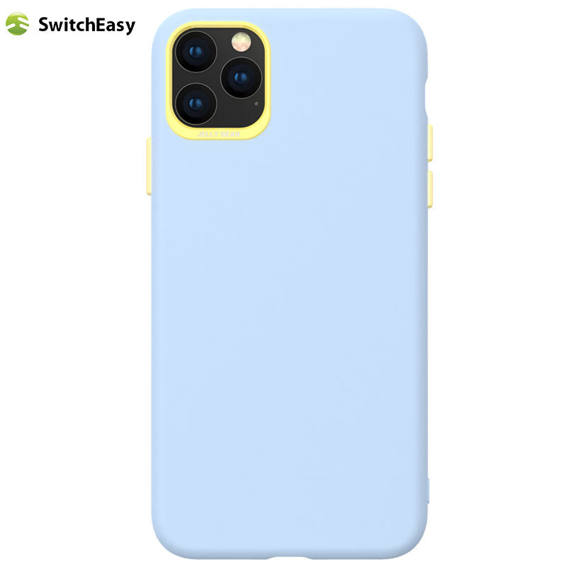 SwitchEasy Colors Nano-Coating Super-Fine Texture Slim Case Cover with Jelly Bean Button