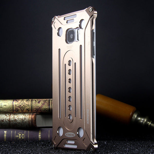 KANENG Powerful Aluminum Shell Shockproof Aerospace Metal Case Cover - Armor King Case