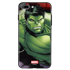X-Doria Marvel Avengers Power 3D Hard PC Case Cover for Apple iPhone 8 Plus/7 Plus/7