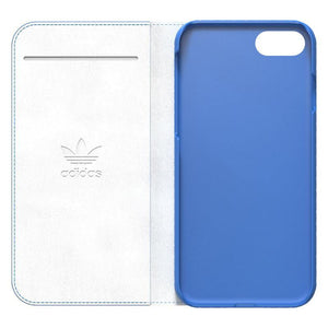 adidas Originals Booklet Canvas Folio Leather Case Cover for Apple iPhone 8/7 - Armor King Case