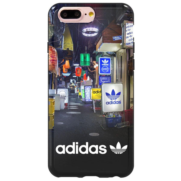 3ac5cd74b1 adidas Originals MENS Graphic TPU Back Case Cover for Apple iPhone 8  Plus/8/7 Plus/7/6S Plus/6