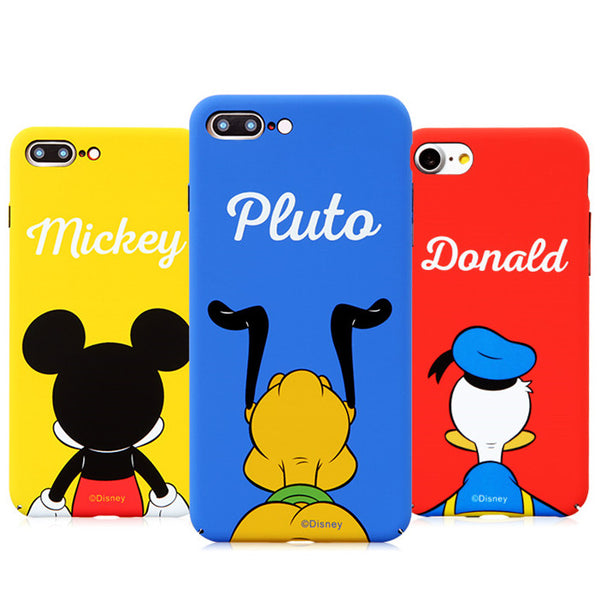 Disney Color Printing Hard PC Cover Case for Apple iPhone 8/7