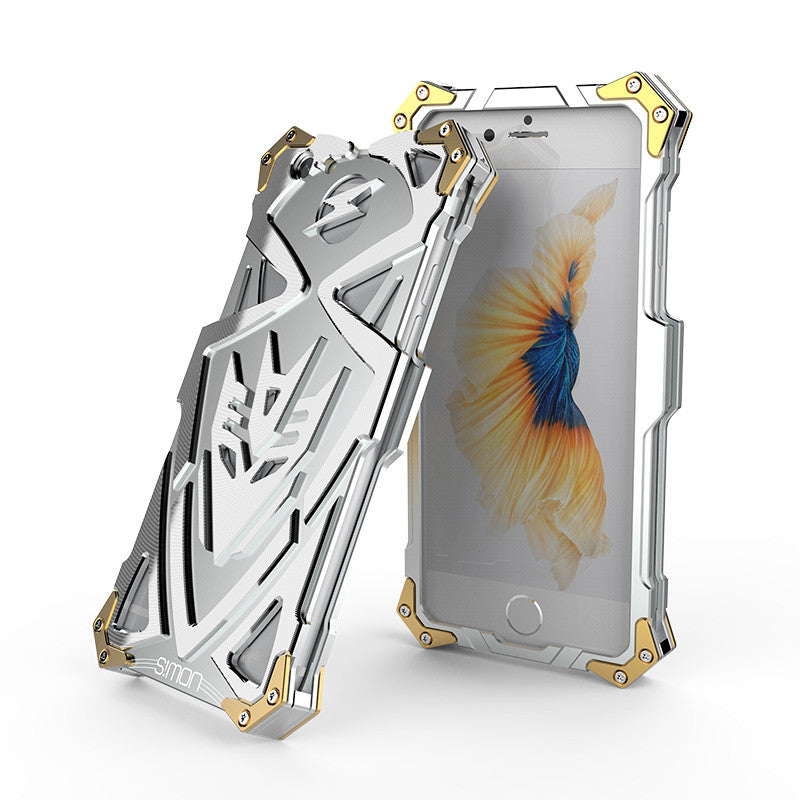 SIMON THOR II Aviation Aluminum Alloy Shockproof Armor Metal Case Cover