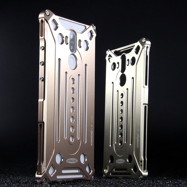 KANENG Powerful Aluminum Shell Shockproof Aerospace Metal Case Cover