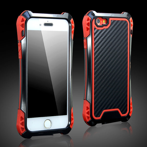 custodia carbon look iphone 5