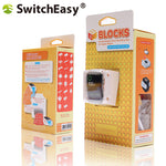 SwitchEasy BLOCKS Customizable Dock Building Stand Charger Dock Holder for Apple Watch & iPhone