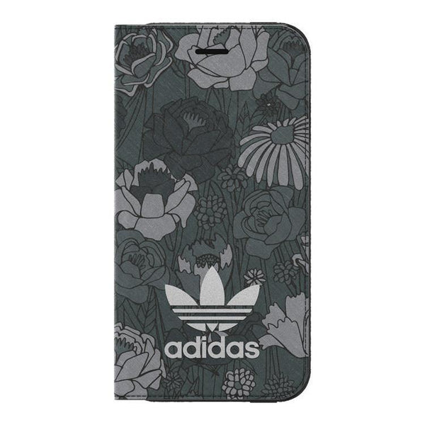 adidas Originals Booklet Bohemian Folio Leather Case Cover for Apple iPhone 8/7 Plus/8/7