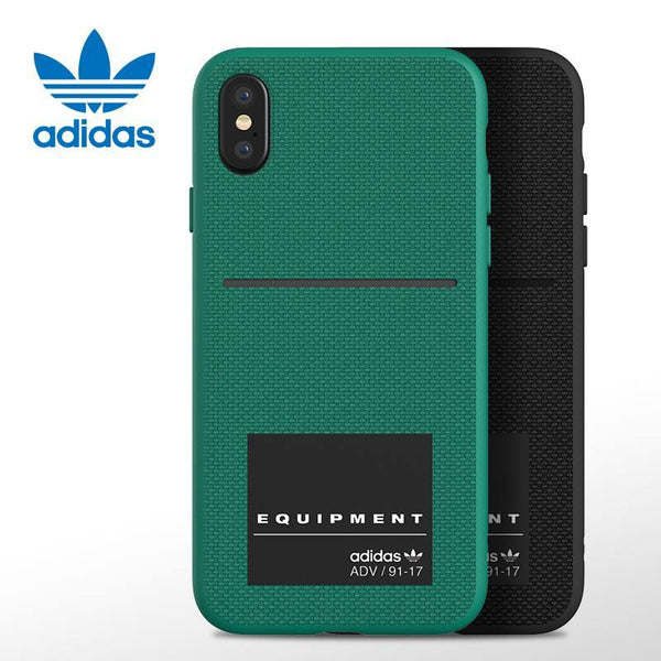 61ebf76d adidas Originals Equipment Moulded Case Cover for Apple iPhone XS/8/7/6S/6