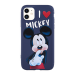 UKA Disney Color Print Soft Silicone Back Case Cover