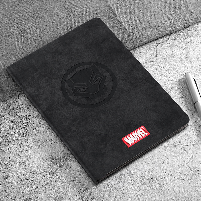 UKA Marvel Avengers Auto Sleep Folio Stand Fabric Case Cover for Huawei Tablets