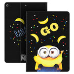 UKA Minions Despicable Me Auto Sleep Folio Stand Leather Case Cover