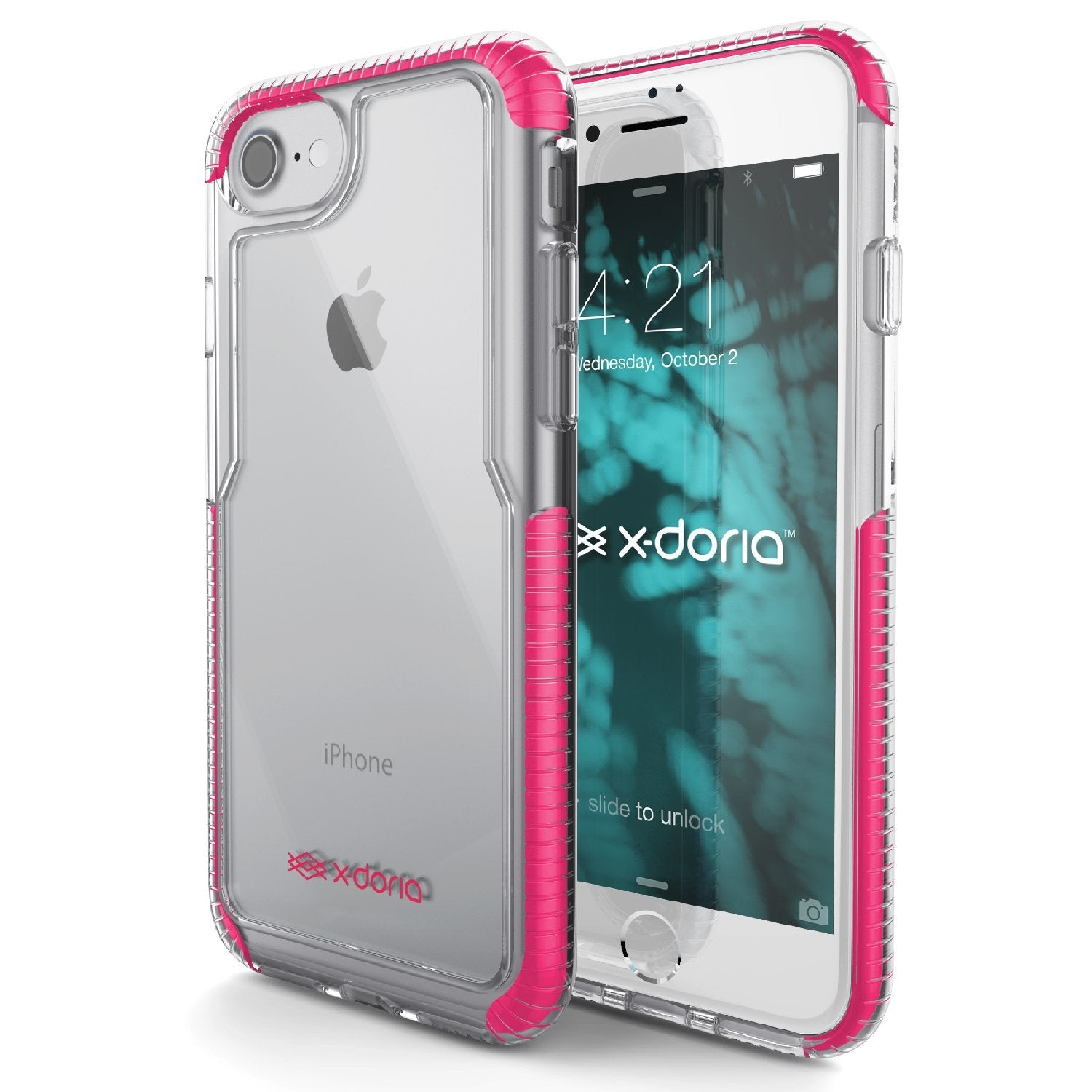 X-Doria Impact Pro Double Impact Absorption Premium Protective Case for Apple iPhone