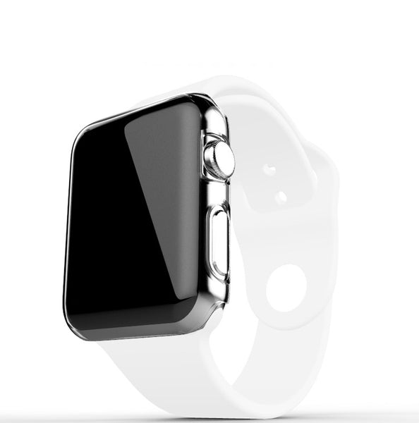 another chance 3eee4 05b0d X-Doria Defense 360 Ultra-Slim Transparent Case Cover for Apple Watch