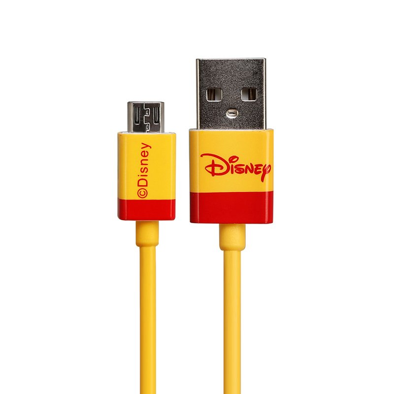 X-Doria Disney 1.2M Micro USB Cable for Android Smartphones Tablets