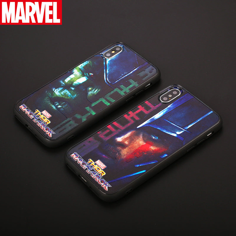 X-Doria Marvel Avengers Extraordinary 3D Case Cover for Apple iPhone XS/X