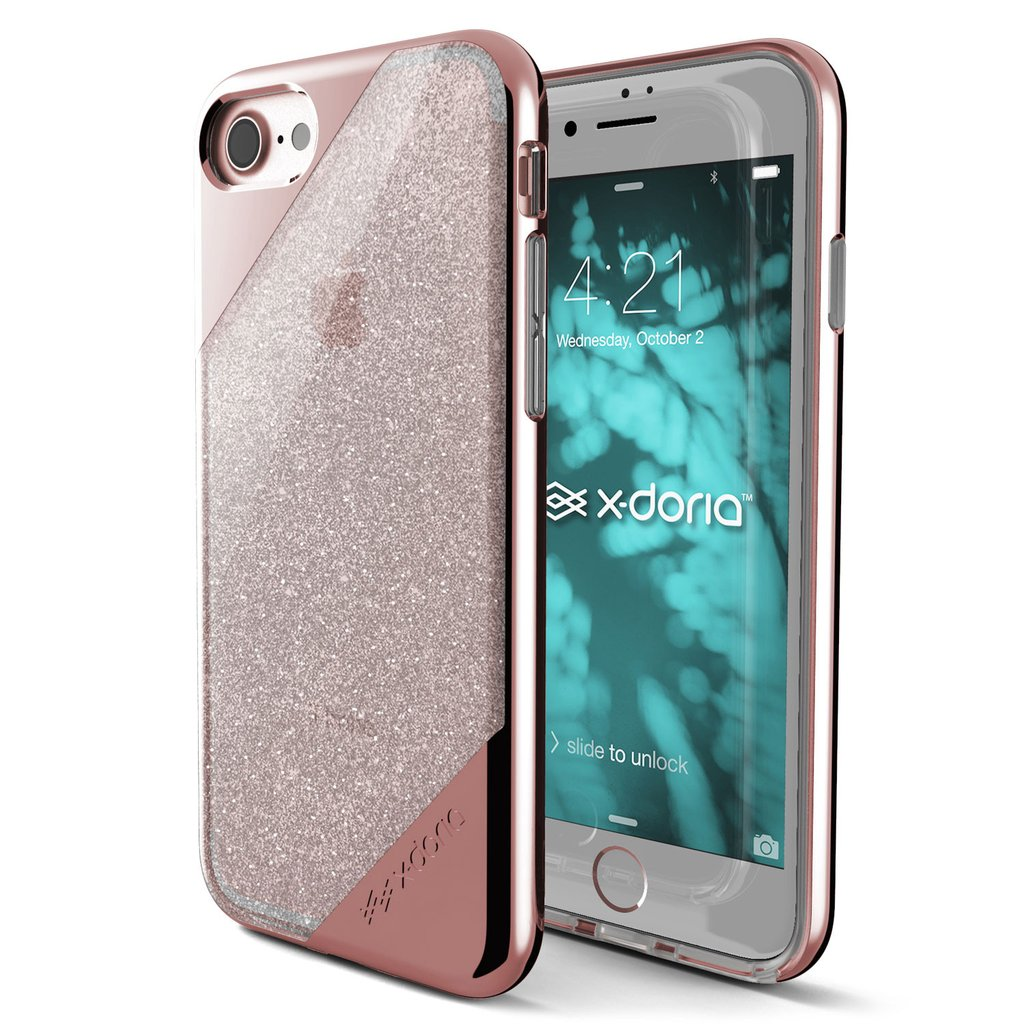 X-Doria Revel Lux Impact Resistance Hard PC Case Cover for Apple iPhone