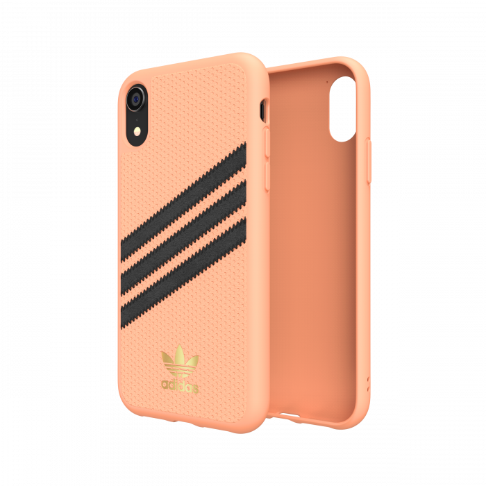 adidas Originals Samba 3-Stripes Snap Case for Apple iPhone XS/X