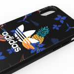 adidas Originals Beach Trefoil Snap Case Cover for Apple iPhone XS/X