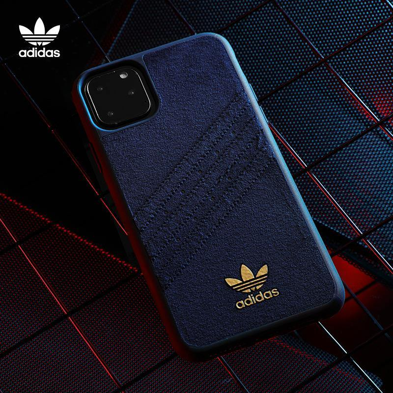 adidas Originals Collegiate Royal Snap Moulded Case Cover - Armor King Case