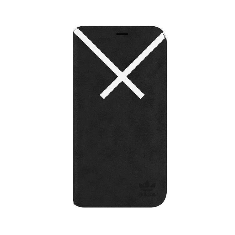 adidas Originals XBYO Booklet Wallet Case for Apple iPhone XS/X - Armor King Case