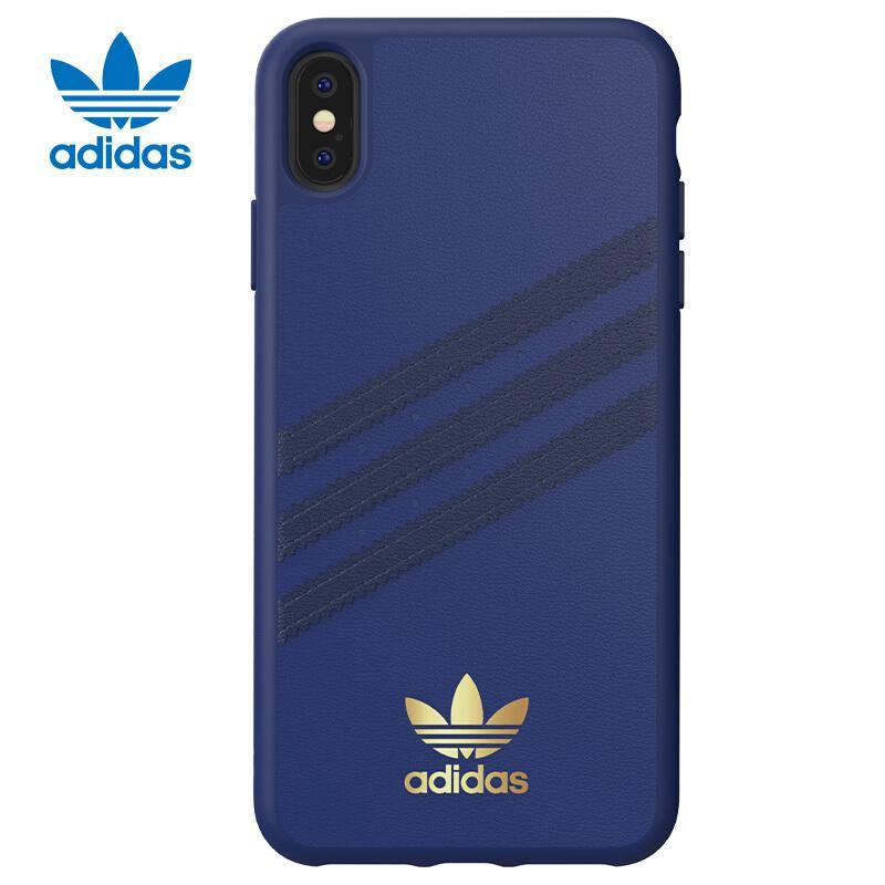 adidas Originals 3-Stripes Snap Case for Apple iPhone XS/X