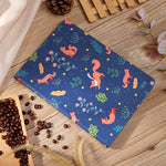 UKA Autumn Coming Auto Sleep Folio Stand Leather Case Cover
