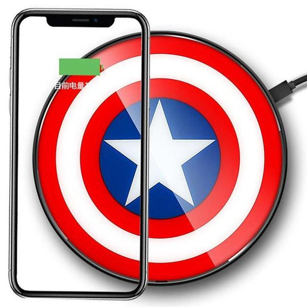X-Doria Marvel Avengers Fast Charging Wireless Charger Pad