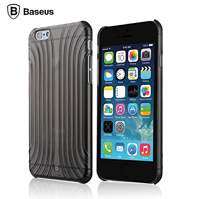 BASEUS Transparent Ultra Thin Shell Case for Apple iPhone 6S/6 - Armor King Case