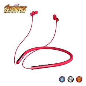 Marvel Avengers Infinity War Stereo Neckband Sports Wireless Bluetooth Headset