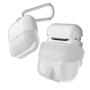 X-Doria Defense Journey Apple AirPods Pro&2&1 Charging Case Cover with Carabiner Clip