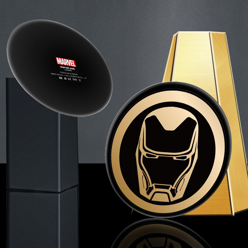 UKA Marvel Avengers Fast Charging Wireless Charger Pad