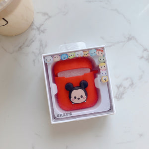 UKA Disney Shockproof Apple AirPods 2&1 Charging Case Cover