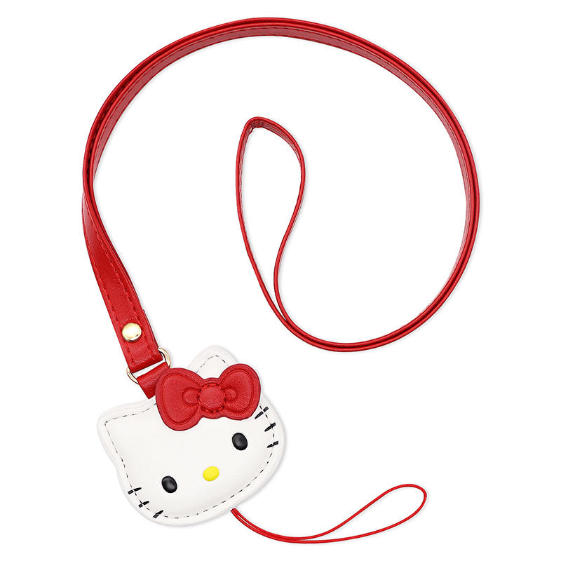 GARMMA Hello Kitty 36cm Anti-lost Leather Strap Universal Lanyard