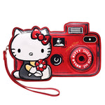 GARMMA Hello Kitty Gold Tooled Leather Cover Case for Apple iPhone