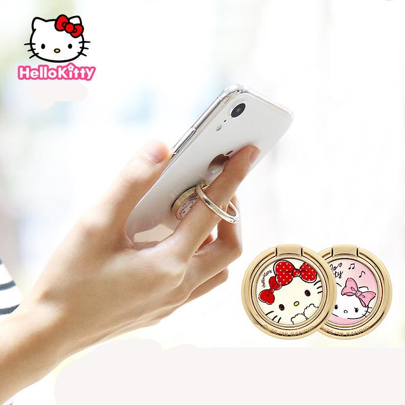 GARMMA Sanrio Characters 360° Rotating Anti-drop Ring Stand Finger Grip Phone Holder