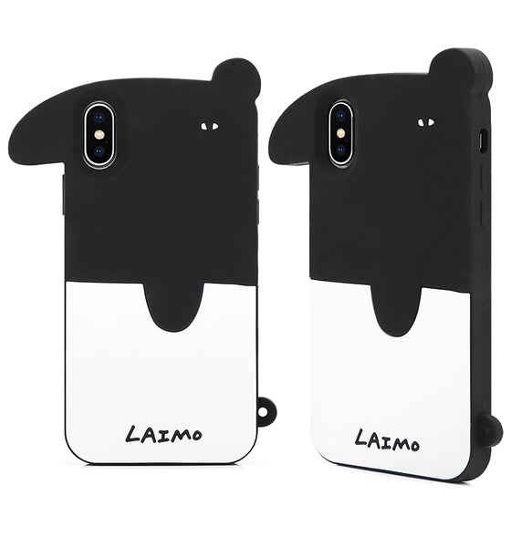 garmma laimo shockproof silicone case for apple iphone x 8