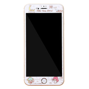 GOMO Little Twin Stars Tempered Glass Screen Protector for Apple iPhone
