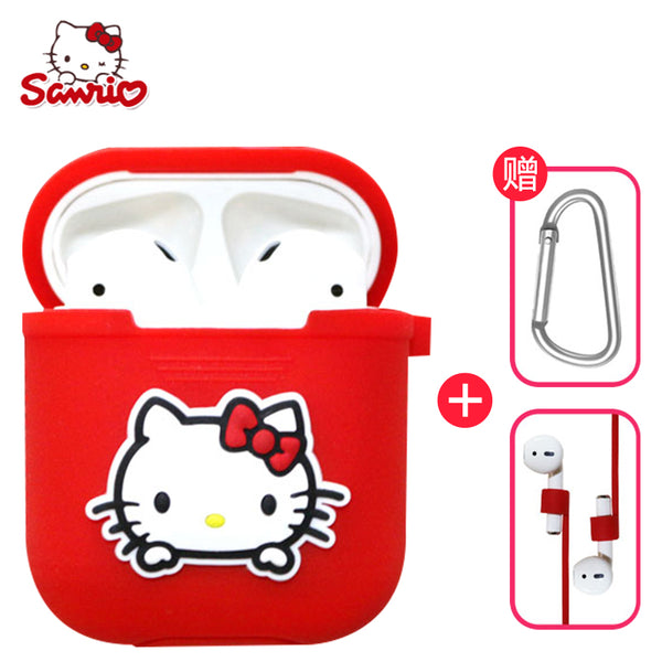 X-Doria Hello Kitty Shockproof Apple AirPods Charging Case Cover