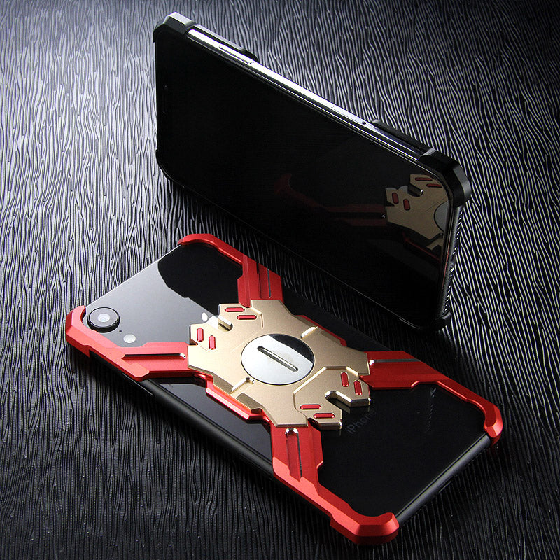 Kylin Armor Heroes Bracket Aluminum Metal Shell Case Cover