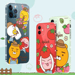 GARMMA Kakao Friends Fresh Farm Air Cushion Soft Back Case Cover