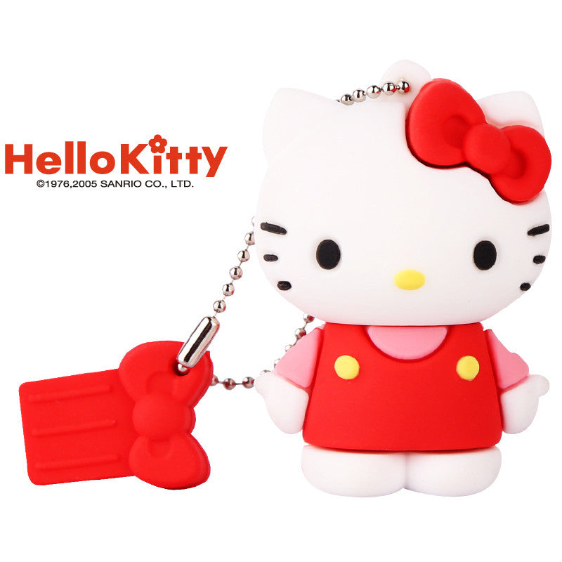 X-Doria Hello Kitty 16GB/32GB USB Flash Drive Mini U-Disk