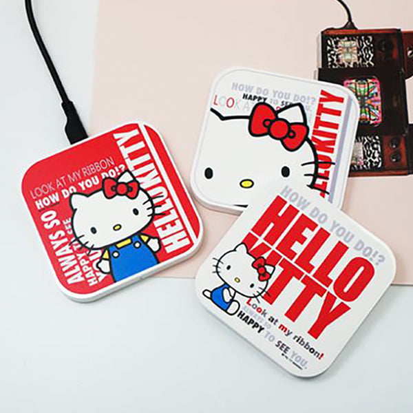 Hello Kitty Wireless Charger Wireless Charging Pad