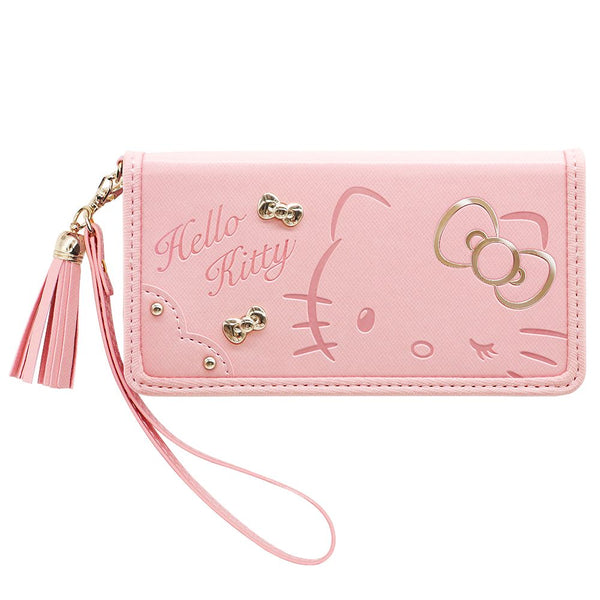 4d514e40d GARMMA Hello Kitty Princess Armor Wallet Leather Case for Apple iPhone XS/X